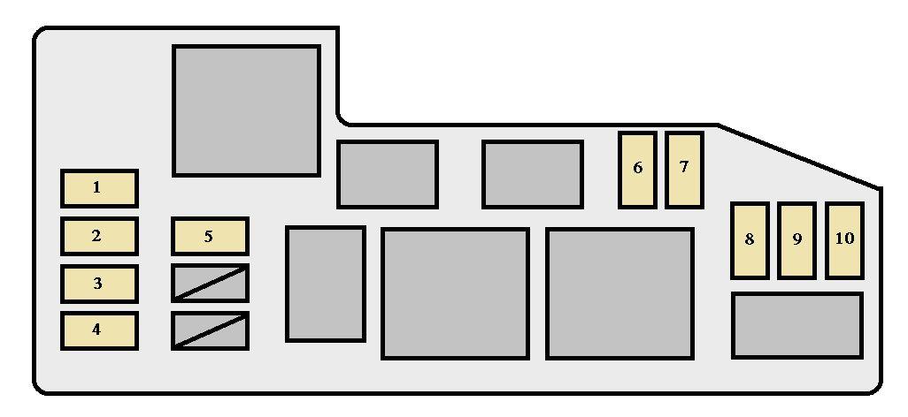 08 Sequoia Fuse Box car block wiring diagram