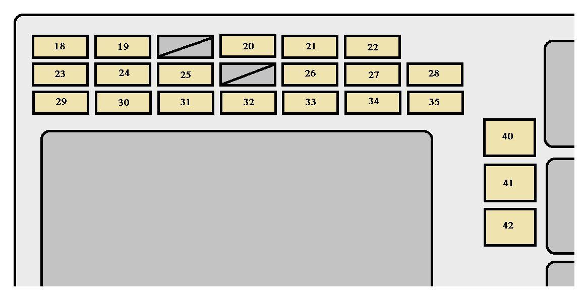 07 Toyota Fuse Box - Wiring Data Diagram