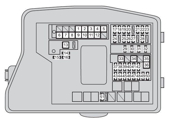 Daihatsu Horn Wiring Diagram Schematic Diagram Electronic