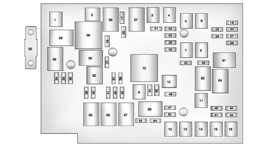 2011 Gmc Terrain Fuse Box Diagram - 0pibadtgahotelgautaminfo \u2022