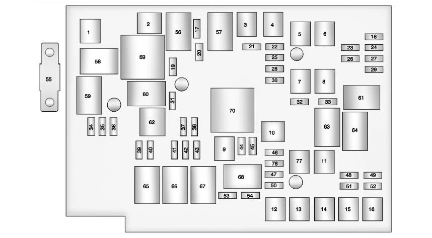 2015 Gmc Terrain Fuse Box Diagram - Carbonvotemuditblog \u2022