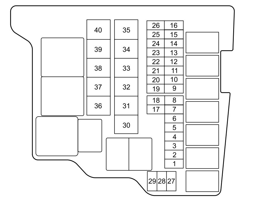 mazda 5 2012 wiring diagram