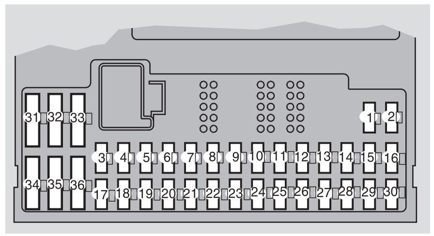2006 Volvo Xc90 Fuse Diagram Wiring Diagram
