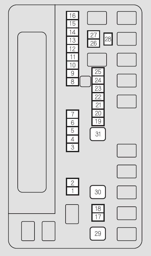2010 Honda Fit Fuse Box Wiring Diagram