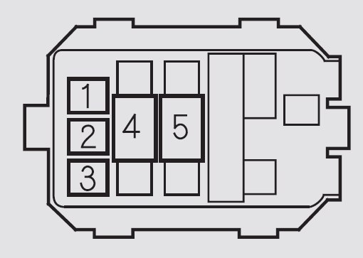 Standard S2000 Fuse Box Index listing of wiring diagrams