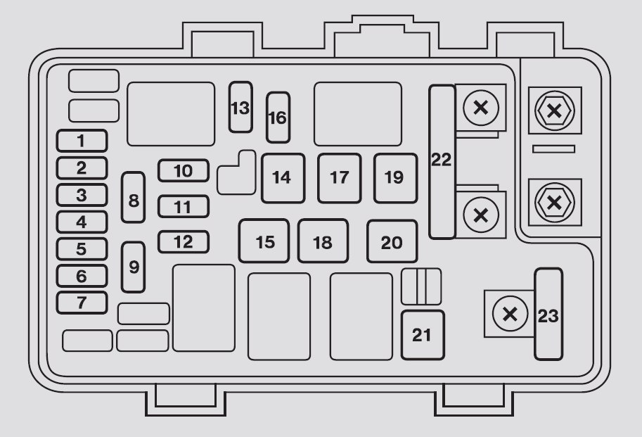 2005 acura tsx fuse box diagram