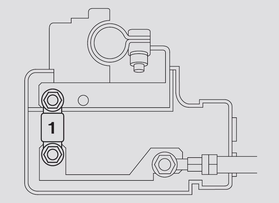 Acura RL (2007 - 2008) - fuse box diagram - Auto Genius
