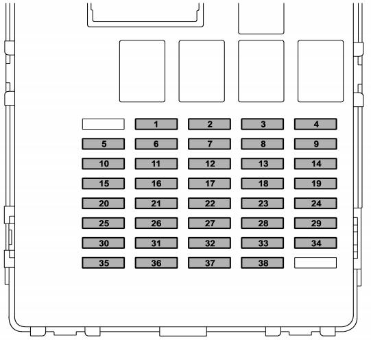 subaru gc8 fuse box diagram