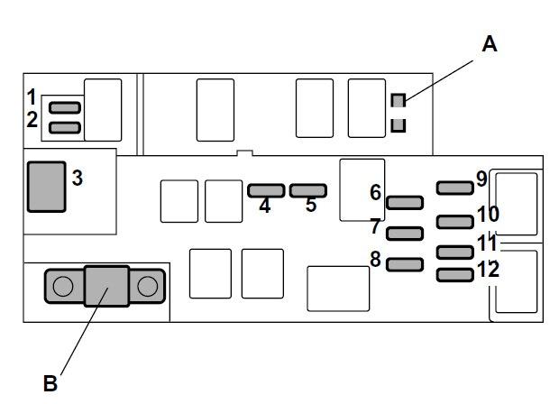 2004 subaru fuse box diagram