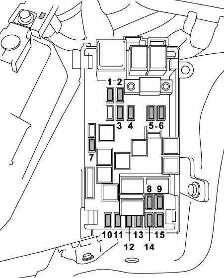 2010 rav4 fuse box diagram