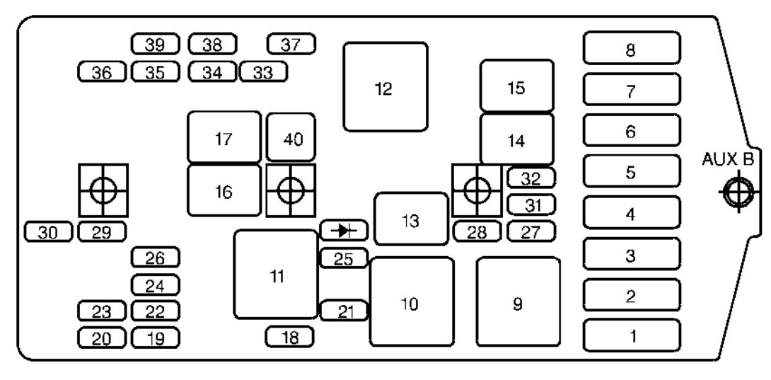 Daewoo Fuse Box Diagram Wiring Diagram