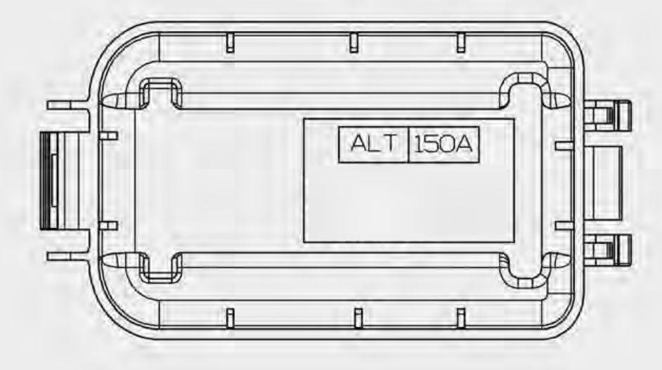 kia sportage engine compartment diagram