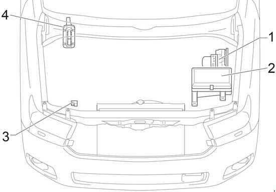2008 toyota sequoia engine diagram