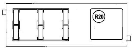 renault espace fuse box