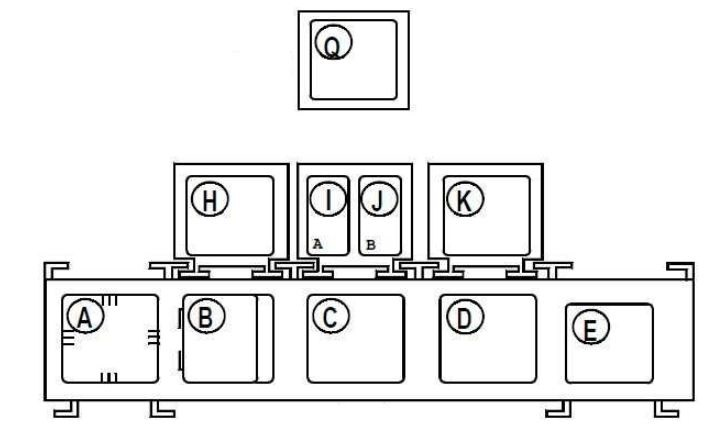 f30 fuse box diagram