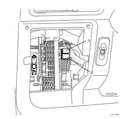 RENAULT CLIO FUSE BOX PARTS - Auto Electrical Wiring Diagram