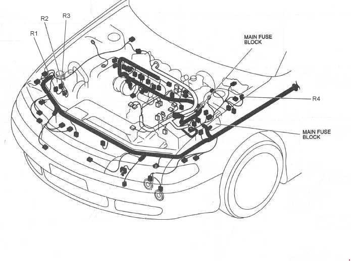 1997 Ford Taurus Fuse Panel - Best Place to Find Wiring and