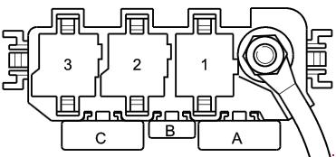 audi a2 fuse box diagram