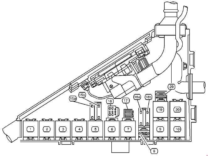 1997 cadillac catera fuse box diagram 2