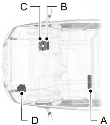 Ford Transit (2006 - 2013) - fuse box diagram - Auto Genius