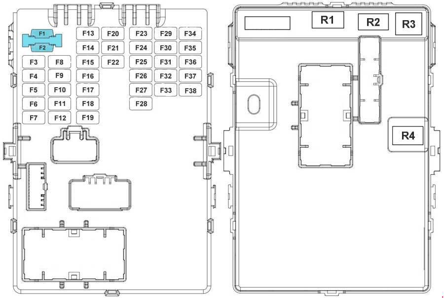 Rdx Fuse Box Auto Electrical Wiring Diagramrhlosforttia: 2015 Acura Rdx Wiring Diagram At Gmaili.net