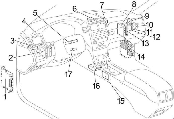 Honda S2000 Fuse Box Diagram \u2013 Wiring Diagram Manual