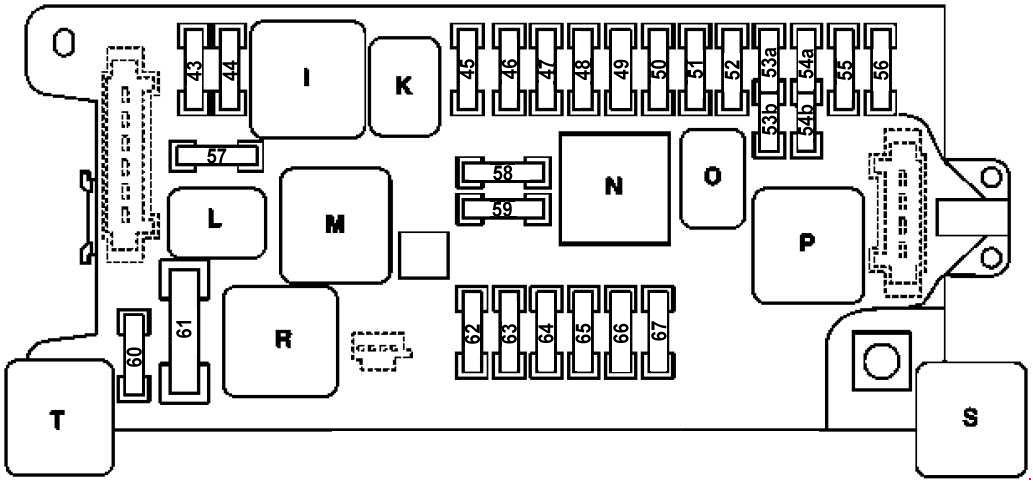 Mercedes Benz E Class w211 (2002 \u2013 2003) \u2013 fuse box diagram - Auto