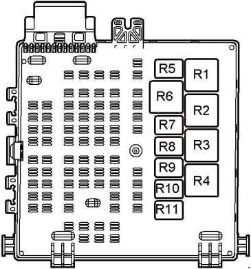 saab 9 3 engine compartment diagram