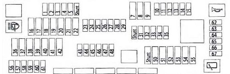 1985 mark 7 radio wiring diagram