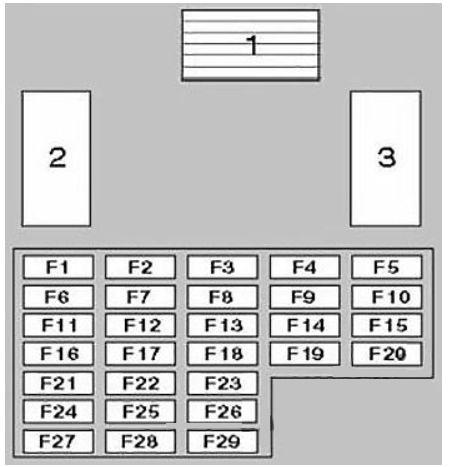 89 taurus radio wiring diagram control cables wiring diagram2006 kia amanti radio wiring diagram · nissan patrol 1997 2003 fuse box diagram auto genius kia
