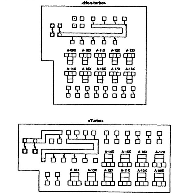 96 eagle talon tsi fuse box diagram