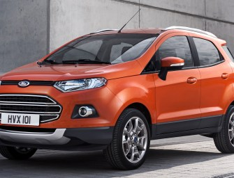 Ford Slashes Price of EcoSport, Starts at Rs 6.68 Lakh
