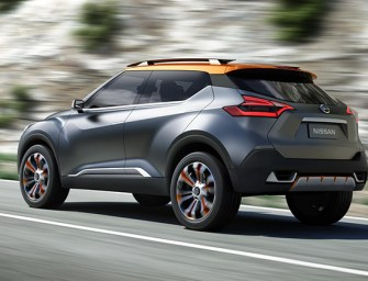 Nissan Kicks Compact SUV coming to India Next Month