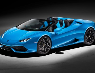 Lamborghini's New Huracan Spyder Costs Rs 3.89 Crore On Sale Now