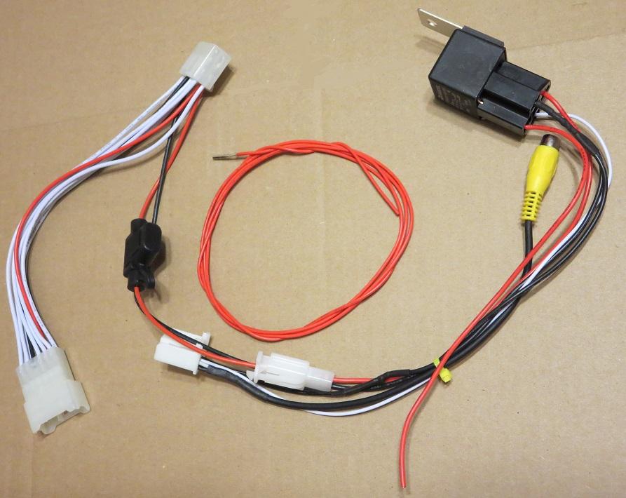 2010 Toyota Camry Backup Camera Wiring Diagram Wiring Diagram