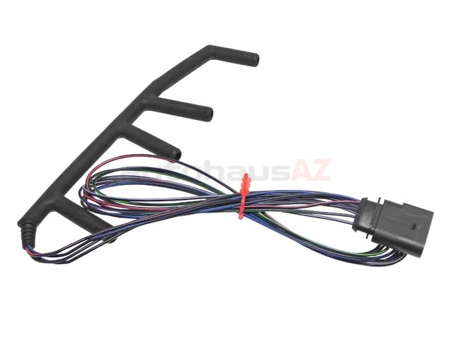 Genuine VW/AUDI 038971220C Diesel Glow Plug Wiring Harness - VW