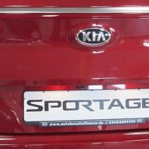 KIA Sportage Heck Autohaus Hoffmann Halle