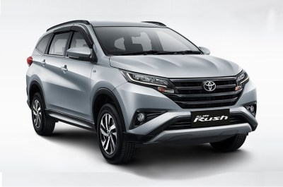 2018 Toyota Rush 1.5 G A/T | New Car Buyer's Guide
