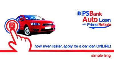 Apply for a car loan online with PSBank - Car Deals