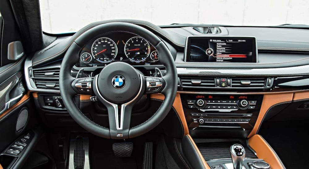 New BMW X5 Gets Standard Advanced Safety Features AutoInfluence