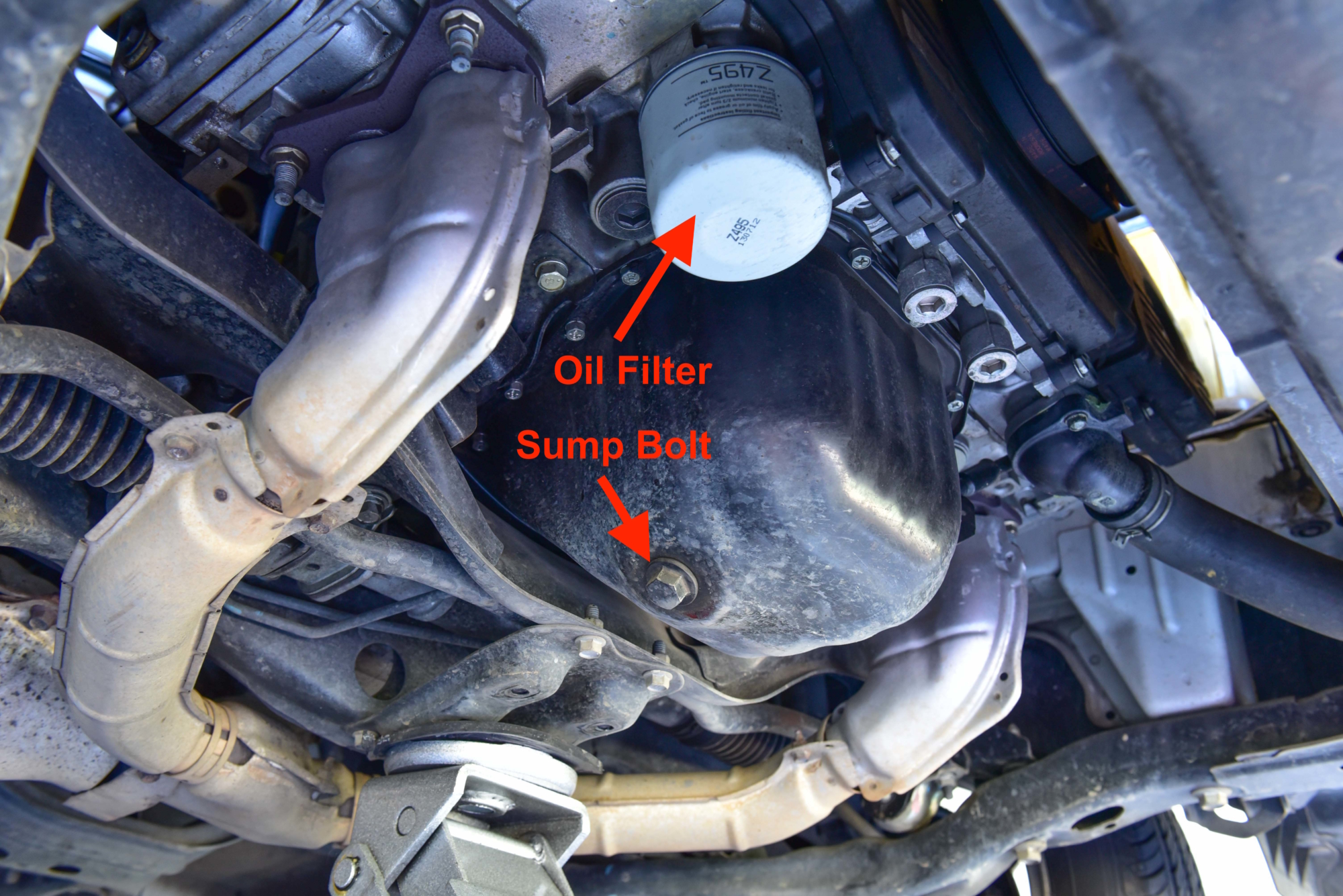 2011 subaru impreza fuel filter location