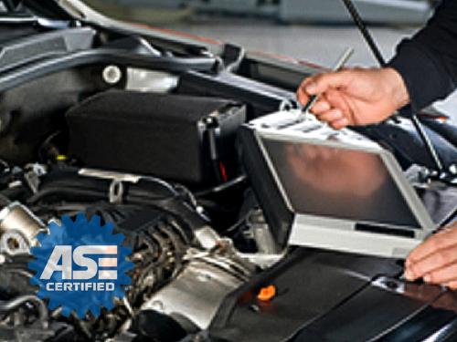 Engine Repairs - Auto Lab Complete Car Care Centers