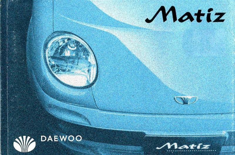 Daewoo Matiz 1999 Fuse Box Wiring Diagram