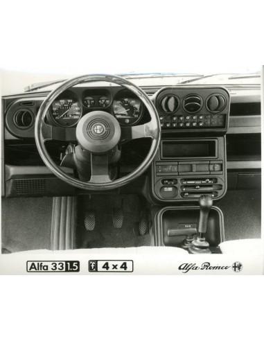alfa romeo 33 1987 repair service manual