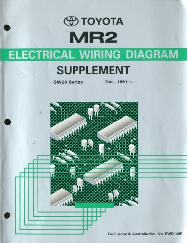 1991 Mr2 Wiring Diagram - 0uohmphoublokchninfo \u2022