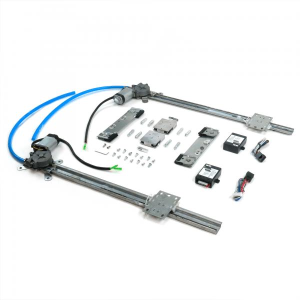 power window kit installation manual