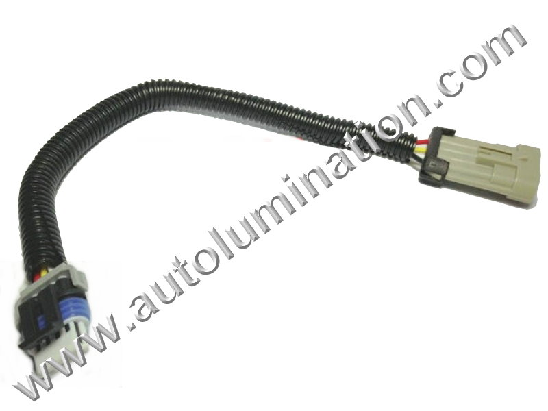 93 94 Gm Lt1 12 Optispark Sensor Connector Harness