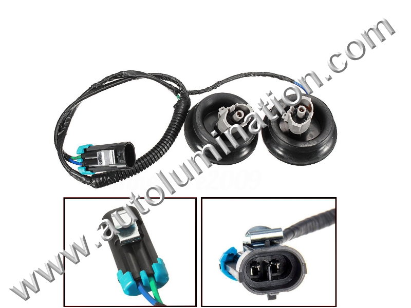 gm auto wiring harness connectors