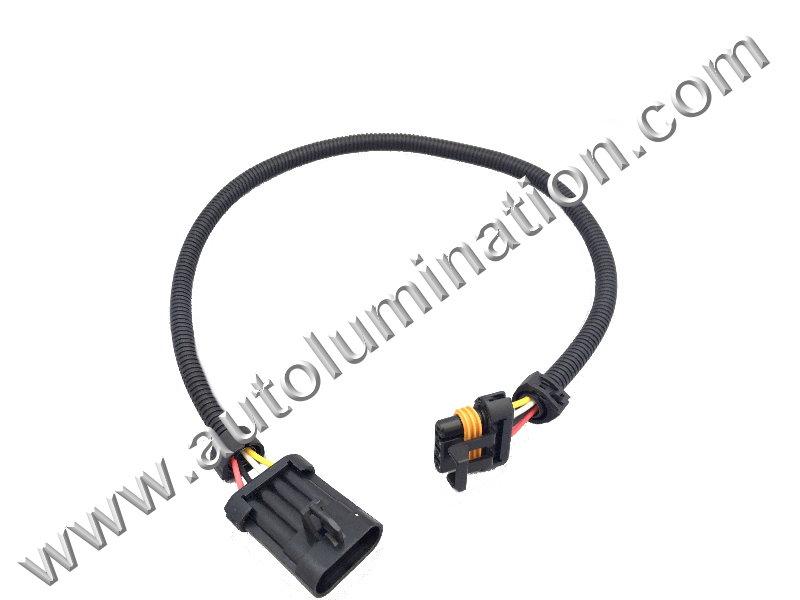 wiring harness plugs sockets
