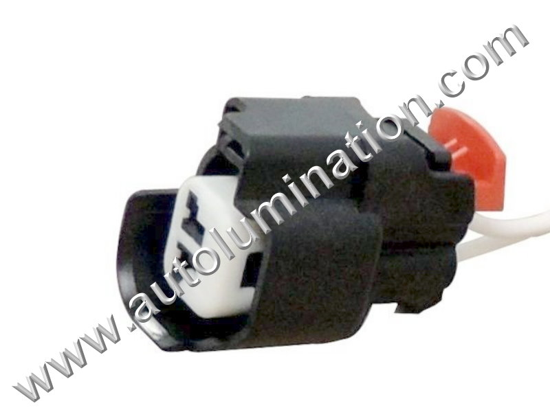 Pigtail Connector with Wires Wheel Speed Sensor - Front GM PT2612